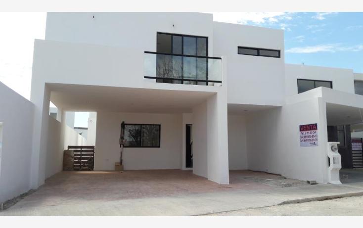 Foto de casa en venta en  , cholul, m?rida, yucat?n, 1935304 No. 01