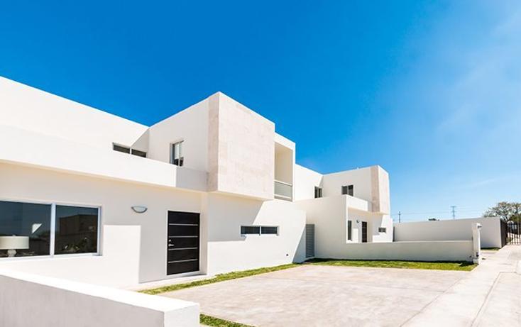 Foto de casa en venta en  , cholul, mérida, yucatán, 1950722 No. 01