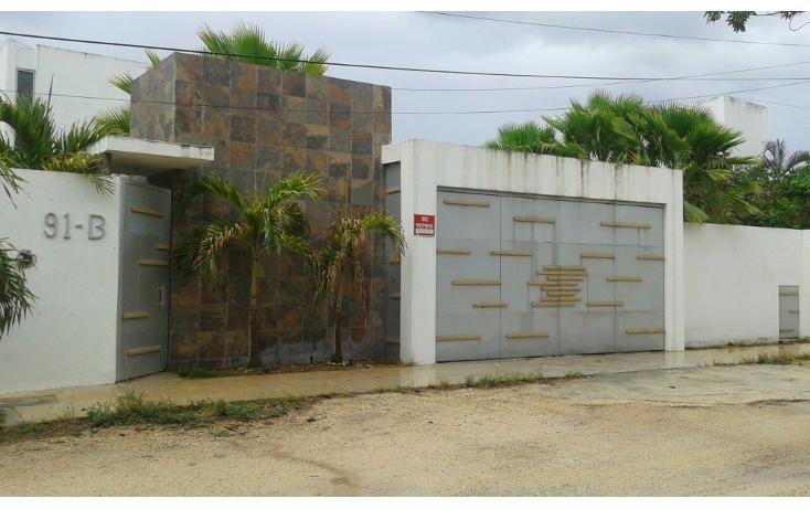 Foto de casa en venta en  , cholul, mérida, yucatán, 1958983 No. 01