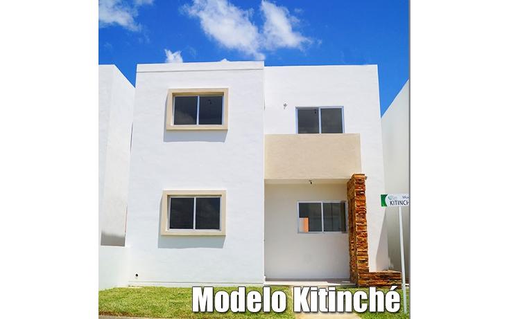 Foto de casa en venta en  , cholul, mérida, yucatán, 1971424 No. 01