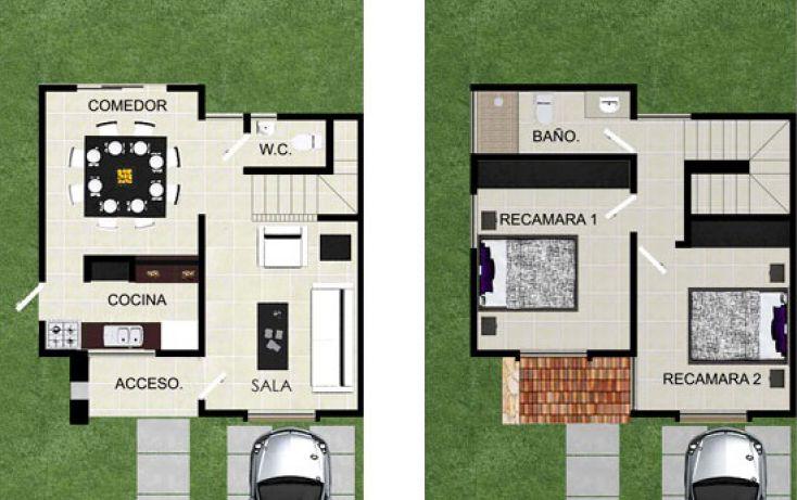 Foto de casa en venta en, cholul, mérida, yucatán, 1971424 no 02