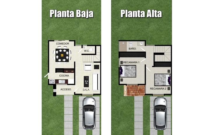 Foto de casa en venta en  , cholul, mérida, yucatán, 1971424 No. 02