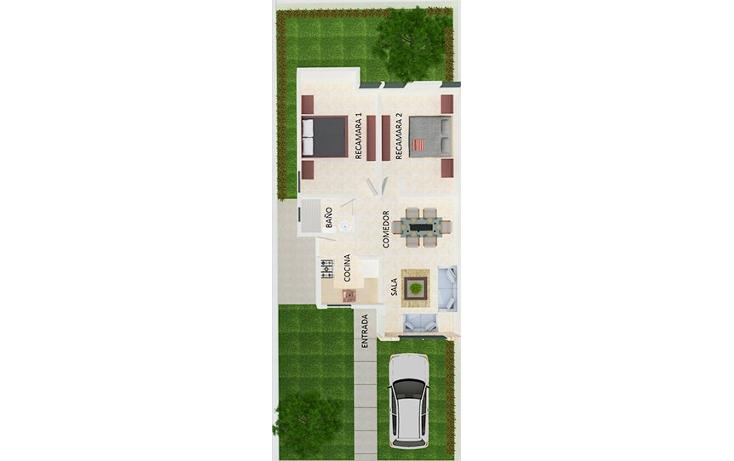 Foto de casa en venta en  , cholul, m?rida, yucat?n, 1977142 No. 02