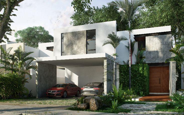 Foto de casa en condominio en venta en, cholul, mérida, yucatán, 1981418 no 01