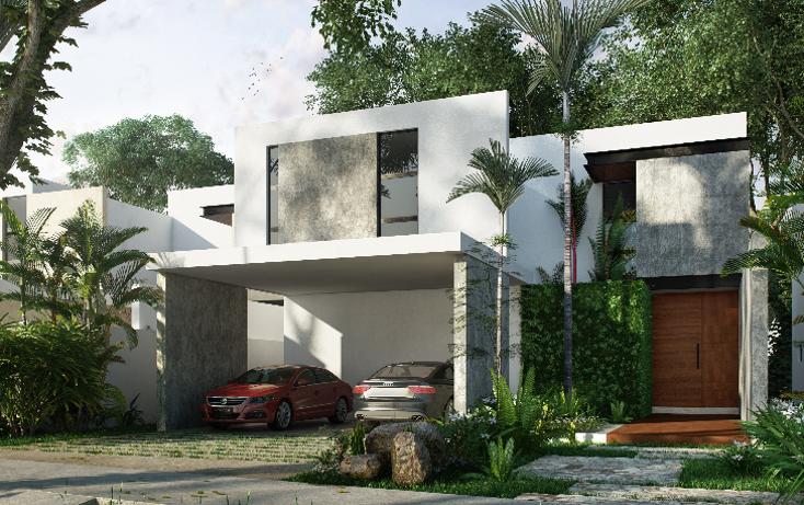 Foto de casa en venta en  , cholul, mérida, yucatán, 1981418 No. 01