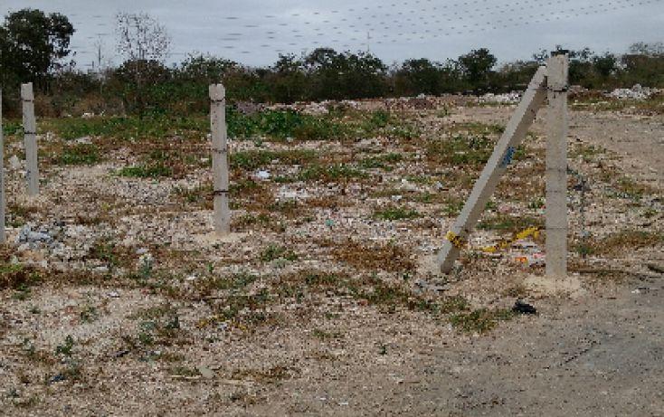 Foto de terreno habitacional en venta en, cholul, mérida, yucatán, 1989268 no 01