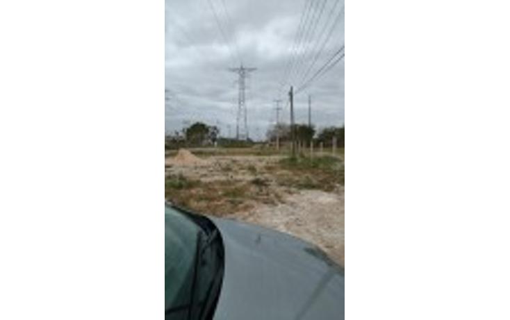 Foto de terreno habitacional en venta en, cholul, mérida, yucatán, 1989268 no 03