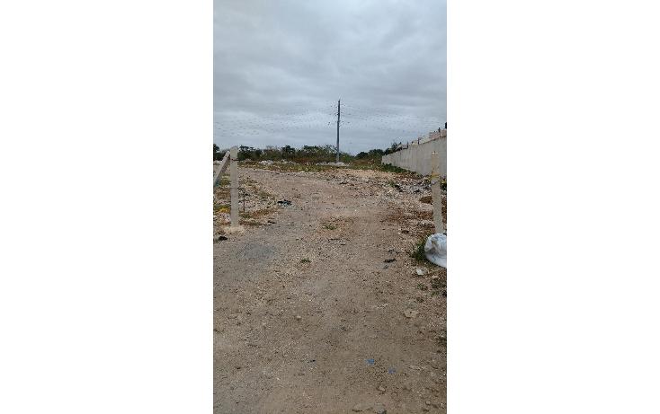 Foto de terreno habitacional en venta en  , cholul, mérida, yucatán, 1989268 No. 06