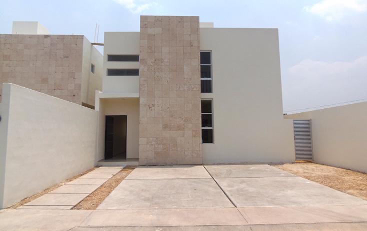 Foto de casa en venta en  , cholul, mérida, yucatán, 1990634 No. 01