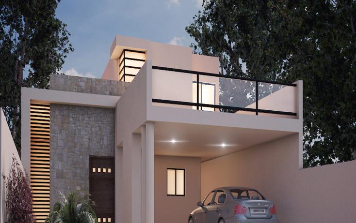 Foto de casa en venta en  , cholul, mérida, yucatán, 1991428 No. 01