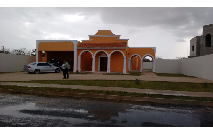 Foto de casa en venta en  , cholul, mérida, yucatán, 2001164 No. 01