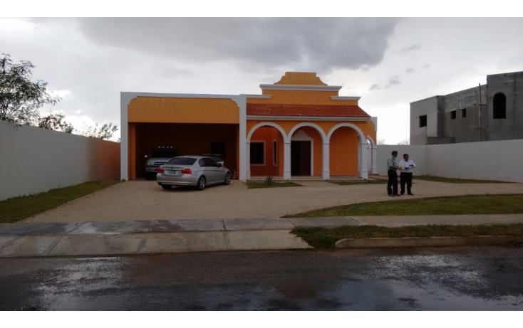 Foto de casa en venta en  , cholul, mérida, yucatán, 2001164 No. 02