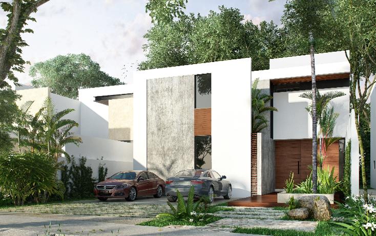 Foto de casa en condominio en venta en  , cholul, mérida, yucatán, 2001368 No. 01