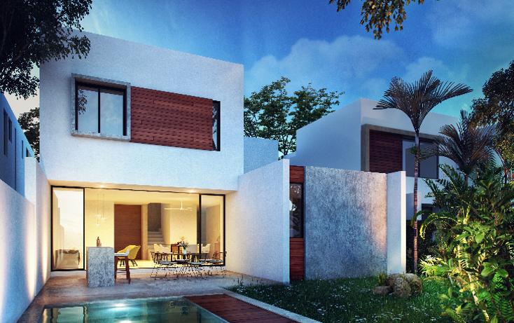 Foto de casa en condominio en venta en  , cholul, mérida, yucatán, 2001368 No. 03