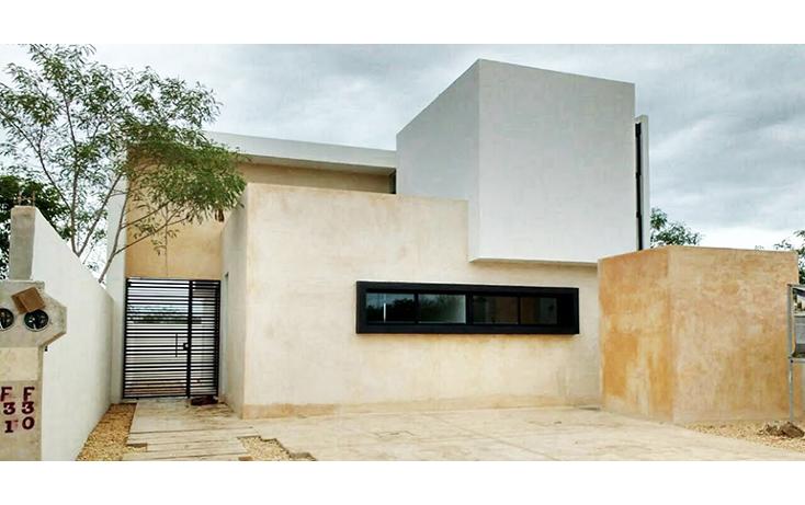 Foto de casa en venta en  , cholul, mérida, yucatán, 2001880 No. 01