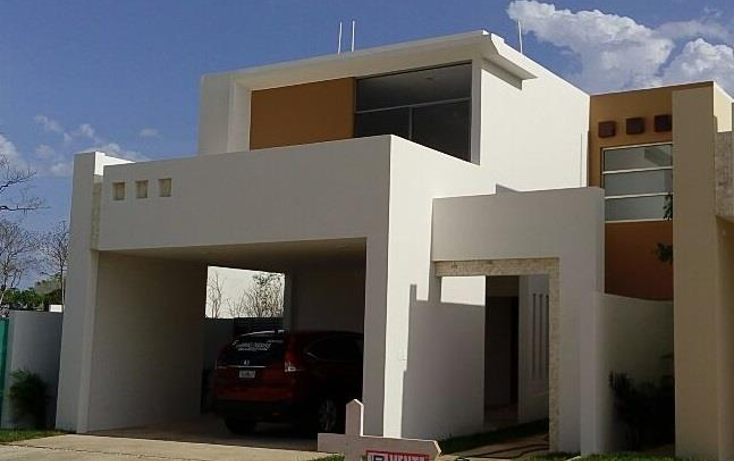 Foto de casa en venta en  , cholul, m?rida, yucat?n, 2002890 No. 01