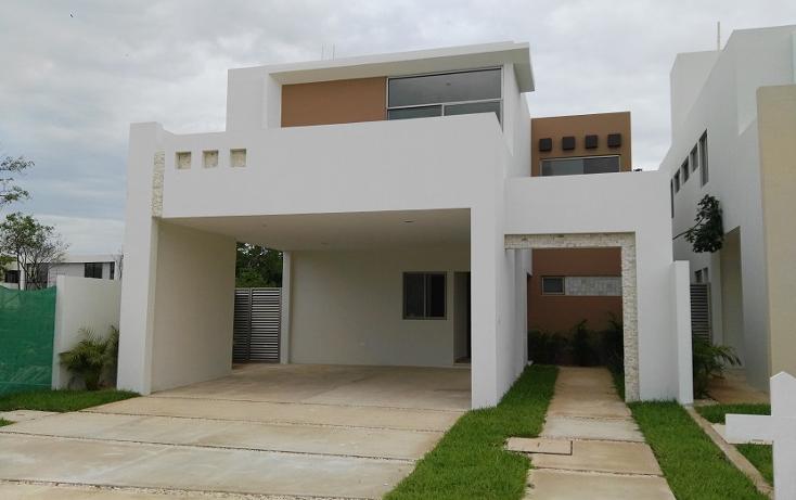 Foto de casa en venta en  , cholul, m?rida, yucat?n, 2003450 No. 01