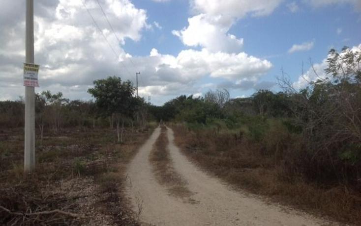 Foto de terreno habitacional en venta en  , cholul, mérida, yucatán, 2004374 No. 09