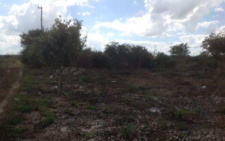 Foto de terreno habitacional en venta en  , cholul, mérida, yucatán, 2004374 No. 10