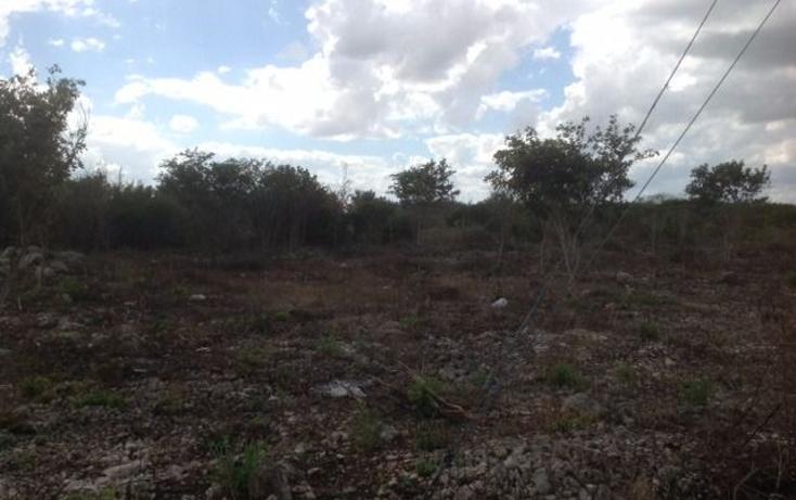 Foto de terreno habitacional en venta en  , cholul, mérida, yucatán, 2004374 No. 13