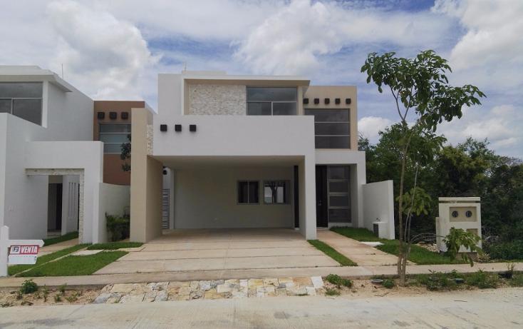 Foto de casa en venta en  , cholul, m?rida, yucat?n, 2006360 No. 01