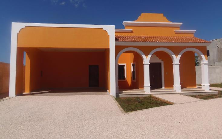 Foto de casa en venta en  , cholul, m?rida, yucat?n, 2010500 No. 01
