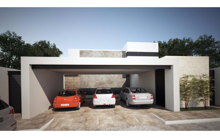 Foto de casa en venta en  , cholul, mérida, yucatán, 2013968 No. 01