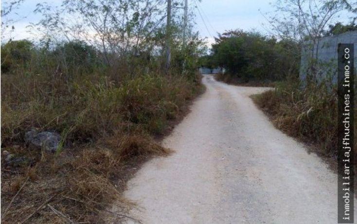 Foto de terreno habitacional en venta en, cholul, mérida, yucatán, 2018909 no 02