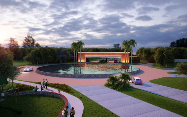 Foto de terreno habitacional en venta en, cholul, mérida, yucatán, 2029926 no 01
