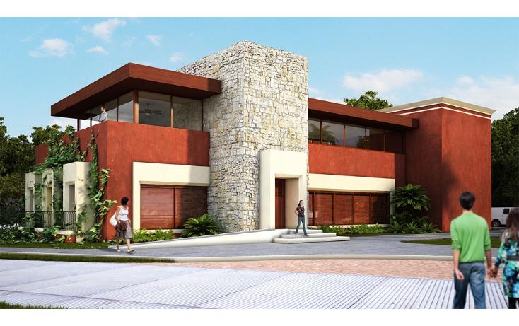 Foto de terreno habitacional en venta en  , cholul, m?rida, yucat?n, 2029926 No. 03