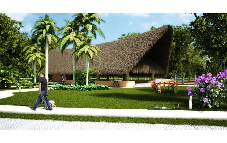 Foto de terreno habitacional en venta en  , cholul, m?rida, yucat?n, 2029926 No. 07