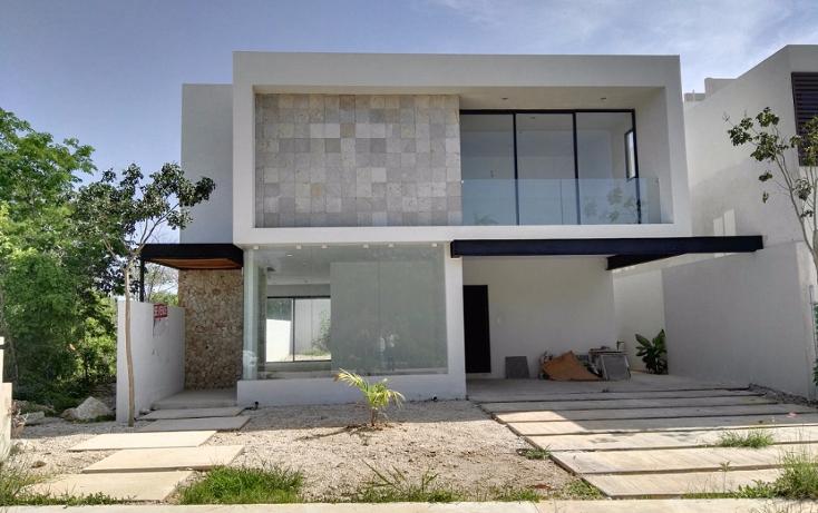 Foto de casa en venta en  , cholul, mérida, yucatán, 2031032 No. 01