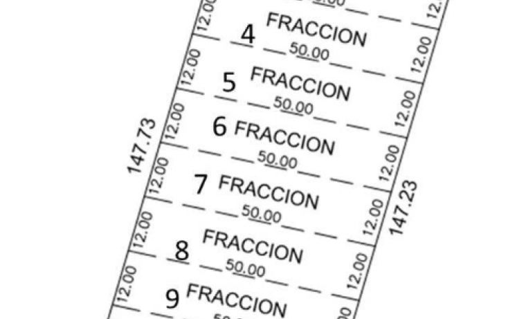 Foto de terreno habitacional en venta en, cholul, mérida, yucatán, 2034926 no 01