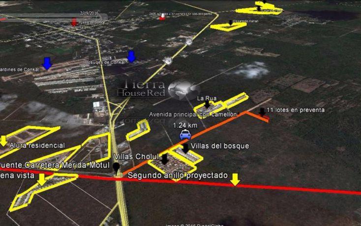 Foto de terreno habitacional en venta en, cholul, mérida, yucatán, 2034926 no 03