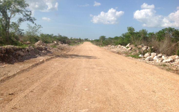 Foto de terreno habitacional en venta en, cholul, mérida, yucatán, 2034926 no 04