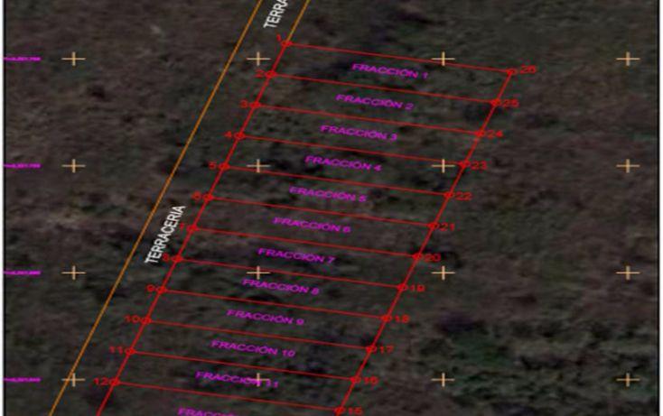 Foto de terreno habitacional en venta en, cholul, mérida, yucatán, 2034926 no 05