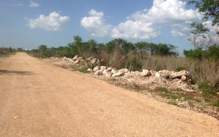 Foto de terreno habitacional en venta en, cholul, mérida, yucatán, 2034926 no 06