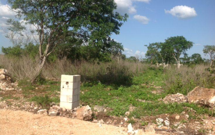 Foto de terreno habitacional en venta en, cholul, mérida, yucatán, 2034926 no 07