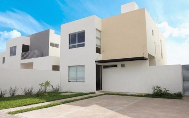 Foto de casa en venta en  , cholul, mérida, yucatán, 2035006 No. 01