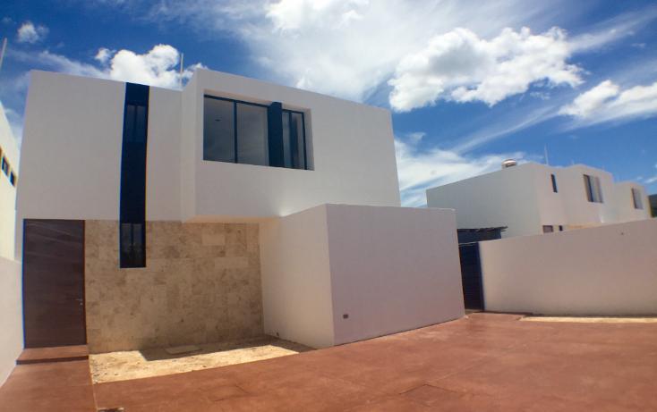 Foto de casa en venta en  , cholul, mérida, yucatán, 2035538 No. 01