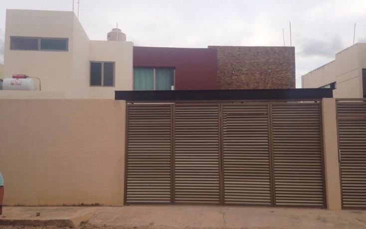 Foto de casa en renta en  , cholul, mérida, yucatán, 2038084 No. 01