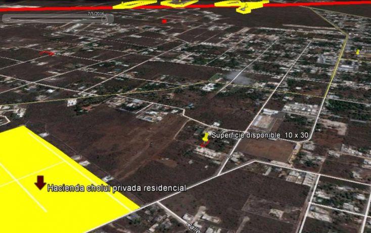 Foto de terreno habitacional en venta en, cholul, mérida, yucatán, 2038690 no 02