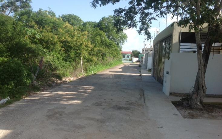 Foto de terreno habitacional en venta en  , cholul, mérida, yucatán, 2038690 No. 05