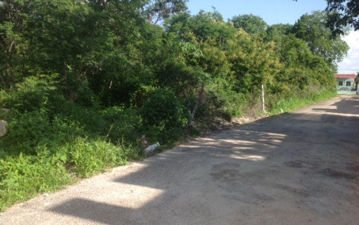 Foto de terreno habitacional en venta en, cholul, mérida, yucatán, 2038690 no 06