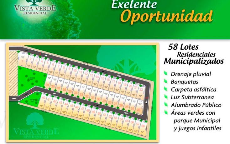 Foto de terreno habitacional en venta en  , cholul, mérida, yucatán, 2628854 No. 01