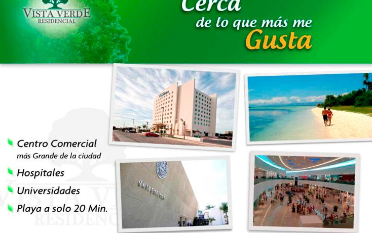Foto de terreno habitacional en venta en  , cholul, mérida, yucatán, 2628854 No. 03