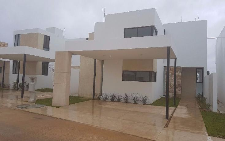 Foto de casa en venta en  , cholul, mérida, yucatán, 2629374 No. 01