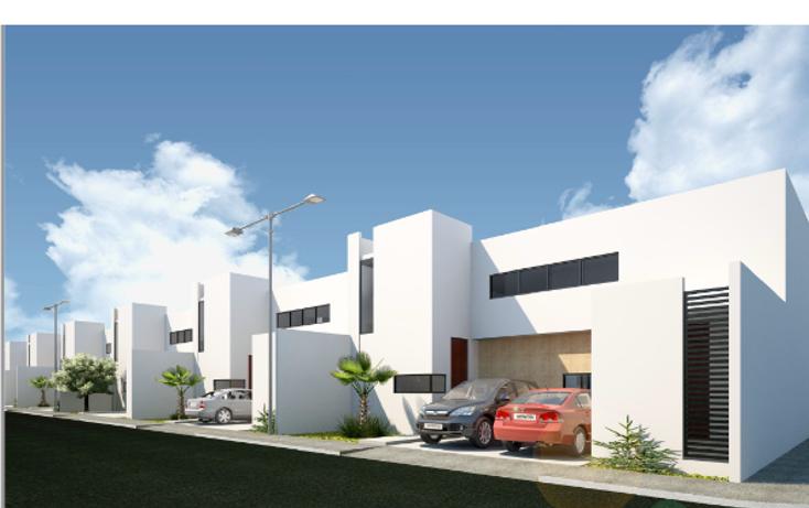 Foto de casa en venta en  , cholul, mérida, yucatán, 2629467 No. 01