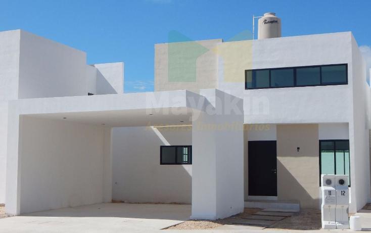 Foto de casa en venta en  , cholul, mérida, yucatán, 2631052 No. 01