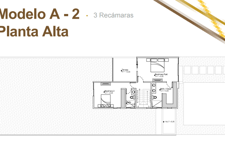 Foto de casa en venta en  , cholul, mérida, yucatán, 2631052 No. 03